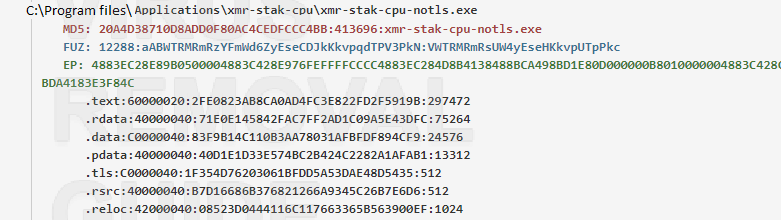 How to get rid of xmr-stak-cpu-notls exe Malware?