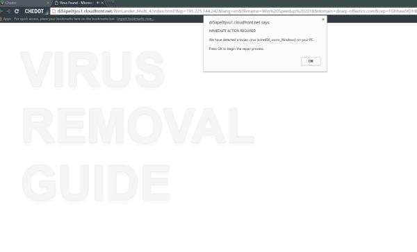E.tre456_worm_Windows adware