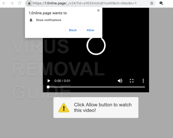 0nline.page adware