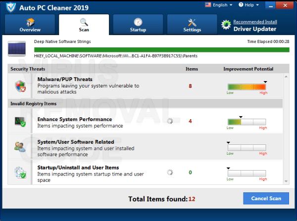 Auto PC Cleaner 2019