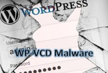 WP-VCD Threat for WordPress