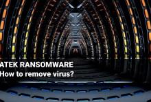 Atek ransomware