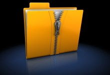 Malware disguises as Zipx files