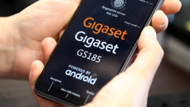 Gigaset smartphones infected with malware