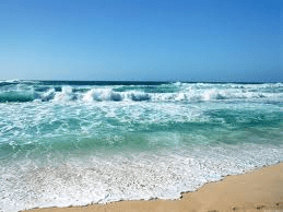 Resultado de imagem para foto de ceu e mar