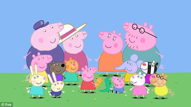 Peppa Pig O Que Ensina Aos Pequeninos Virus Da Arte Cia