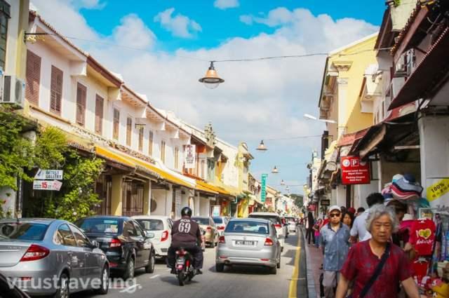 Melaka Heritage City