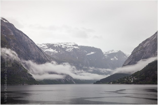 Norway, Fjords