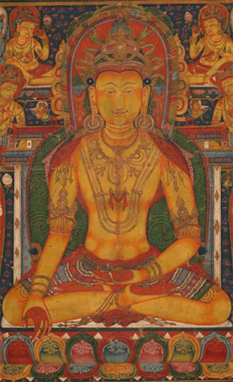 Ratnasambhava-12