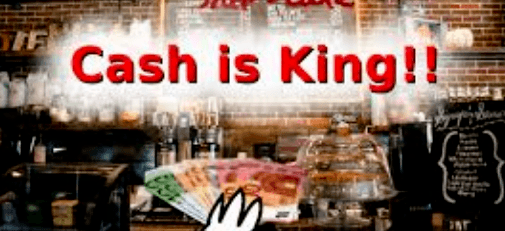 Cash is king Germany