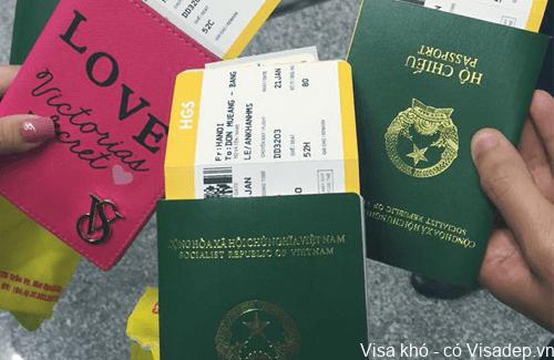 Làm hộ chiếu nhanh, passport nhanh