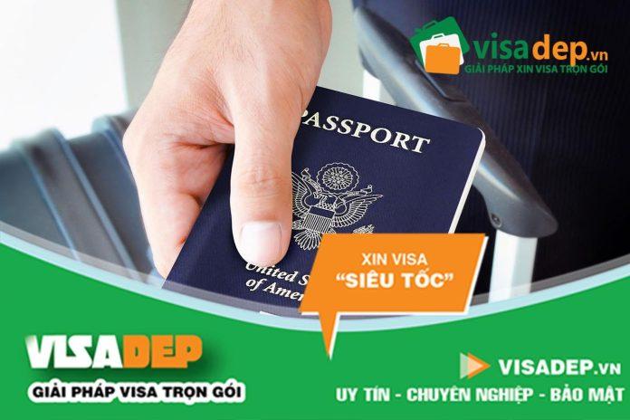 Làm hộ chiếu (passport) ở đâu Thái Bình