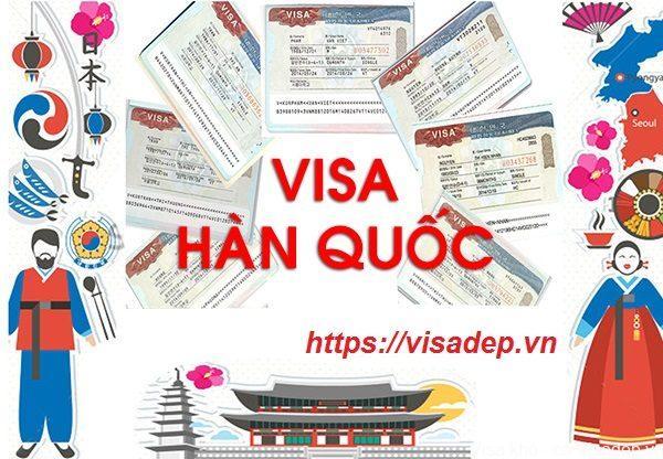 visa multiple hàn quốc