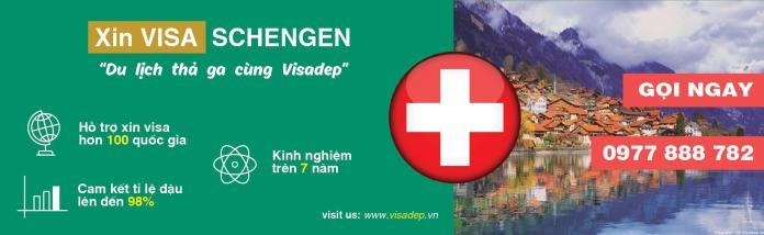 dịch vụ làm visa đi Thụy sĩ