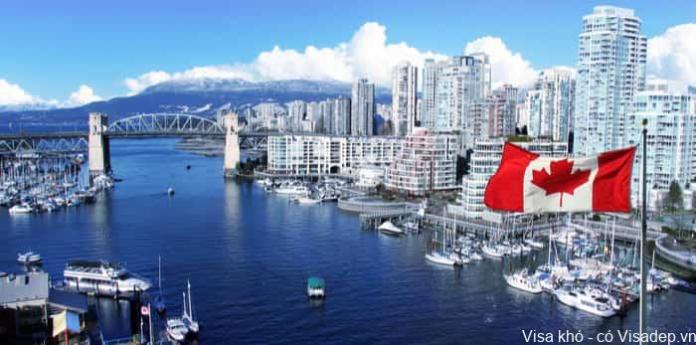 Dịch vụ xin visa canada