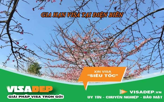 Gia hạn visa cho người nước ngoài tại Điện Biên