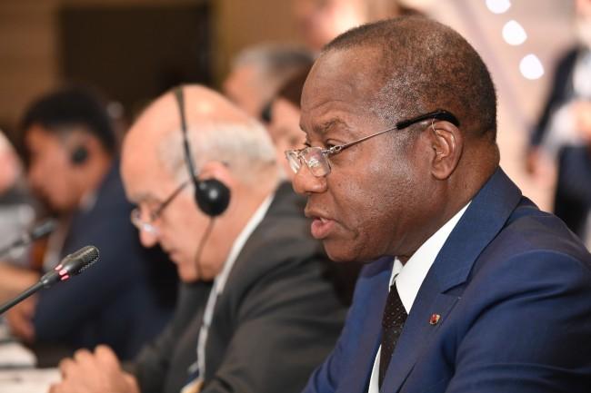 Partenariat Chine-Afrique et Nouvelle Route de la Soie : Le message du Président Adrien Houngbédji aux décideurs du monde à Barcelone