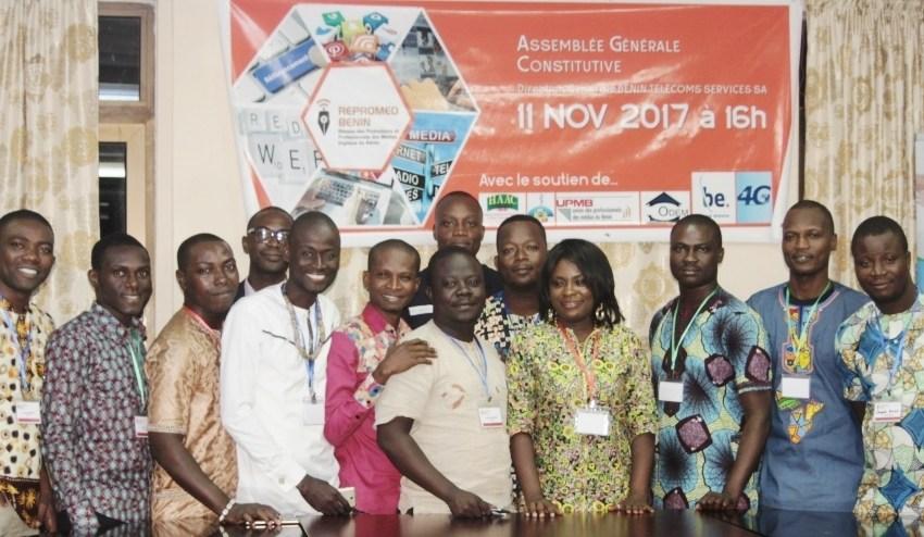 Assemblée générale constitutive du RÉPROMED-Bénin: Un cadre légal pour l'autorégulation des médias en ligne