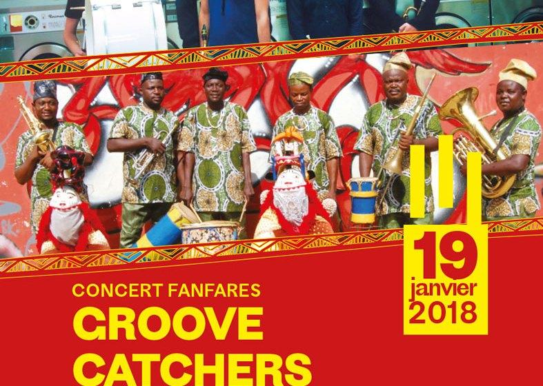 L'Institut français du Bénin offre un concert de fanfares au public Cotonou