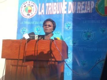 Odile Attanasso, Ministre de l'Enseignement supérieur et de la formation professionnelle