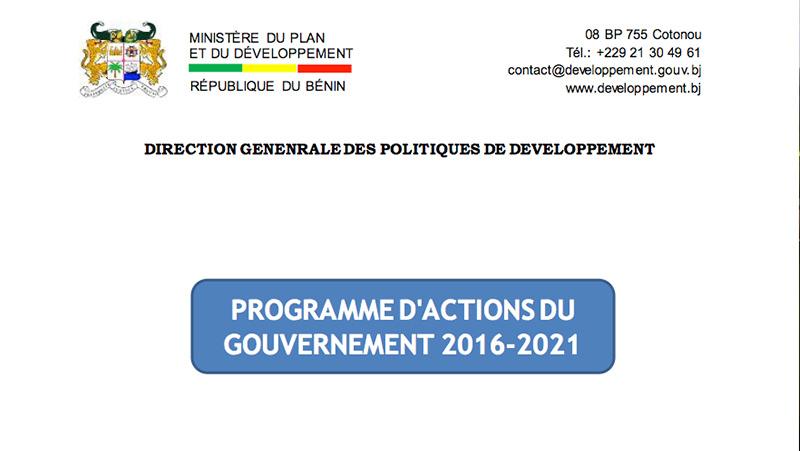 Réalisation du Programme d'action du gouvernement: Les grands projets exposés aux acteurs des Btp