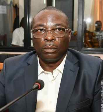 Le député Rachidi Gbadamassi