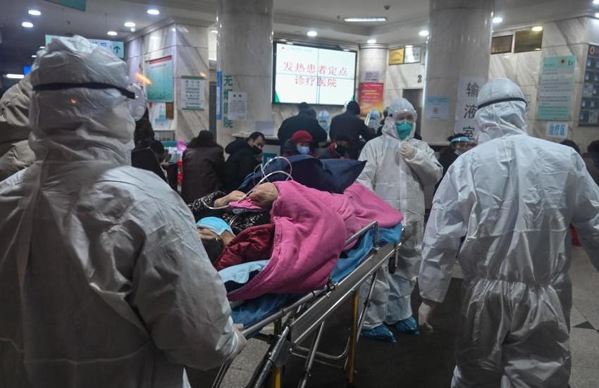 Coronavirus : plus de 100 morts en Chine, l'évacuation des étrangers s'organise
