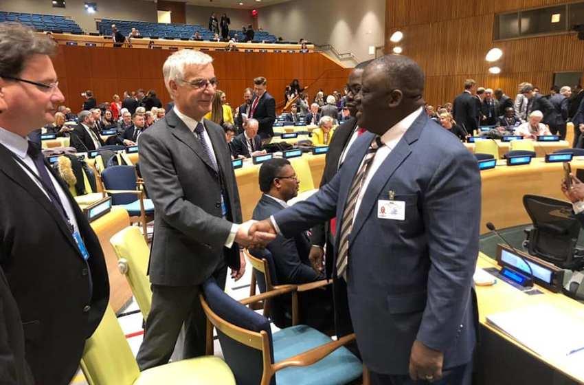 Mise en œuvre de l'ODD 4 (Education) : Le Président Louis G. Vlavonou vend l'expérience du Bénin à New-York