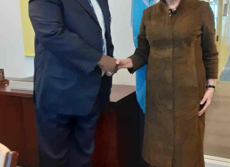 Fermetures des frontières nigérianes et sécurité dans le Nord Bénin: Le Président Louis Vlavonou en parle avec la Sous-Secrétaire générale des Nations Unies Rosemary Anne DiCarlo