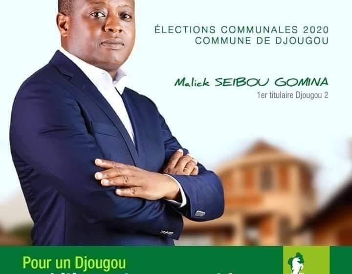 A la découverte du Dr SEIBOU GOMINA Malick, nouveau Maire de Djougou