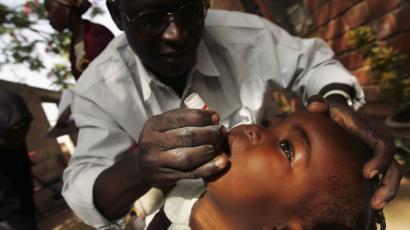 Santé: La polio a disparu du continent africain, selon l'OMS