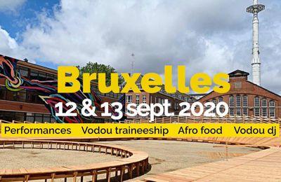 Culture: Le Vodoun en triomphe à Bruxelles