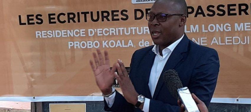 Adaptation de la pièce de théâtre « Probo Koala »: Ousmane Alédji passe au cinéma