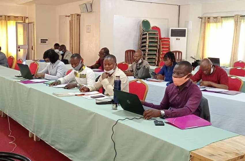 Séminaire de formation : Secrétaires, Agents de liaison, Cva du Parlement à l'école de la déontologie administrative