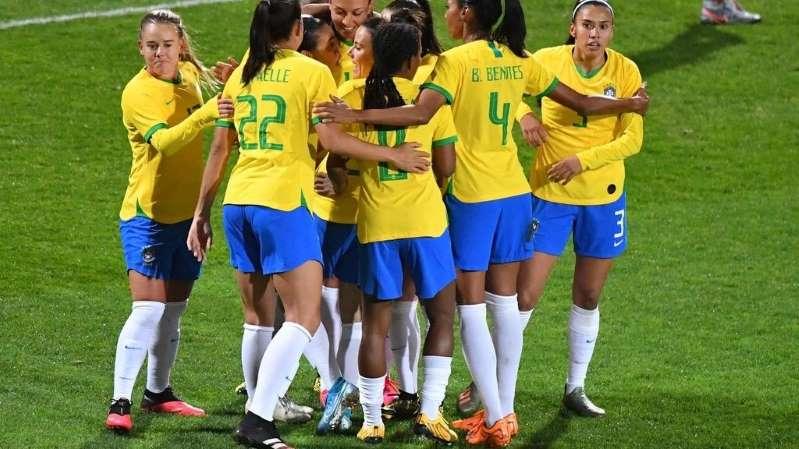 Football : les joueuses de l'équipe du Brésil obtiennent l'égalité salariale