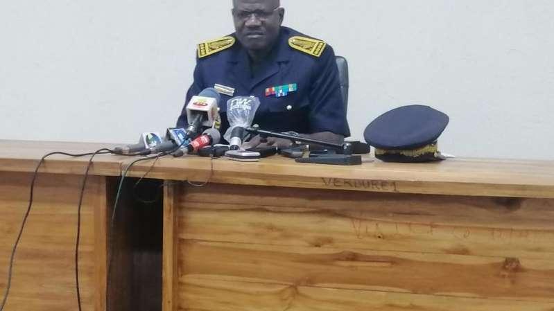 Lomé : Libéré après 20 ans de prison, un chef de gang à nouveau arrêté au cours d'un braquage