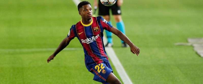 Barça: Une clause surprenante dans le contrat d'Ansu Fati
