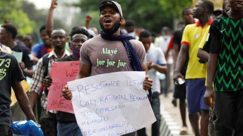 Interdiction du SARS : Le Nigeria dissout une unité de police spéciale fédérale