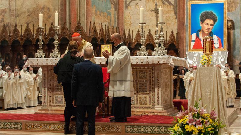Carlo Acutis: Un adolescent italien pourrait être le premier saint de la génération des millenials