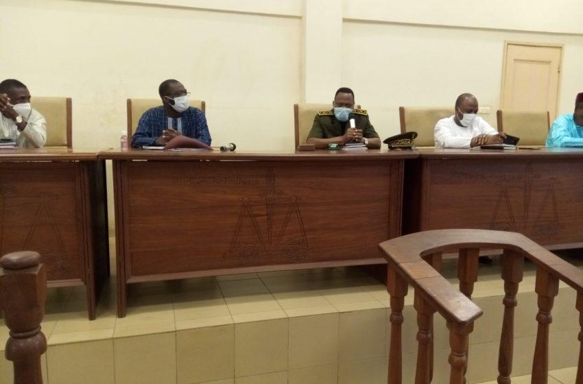 Justice : Les élus locaux de l'Ouémé sensibilisés sur le contentieux administratif à Porto-Novo