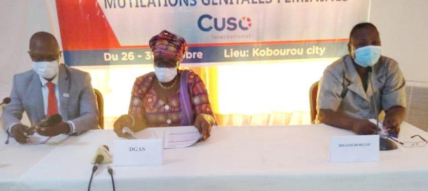Parakou/Lutte contre les mutilations génitales féminines: Un plan d'action intermédiaire en cours d'élaboration