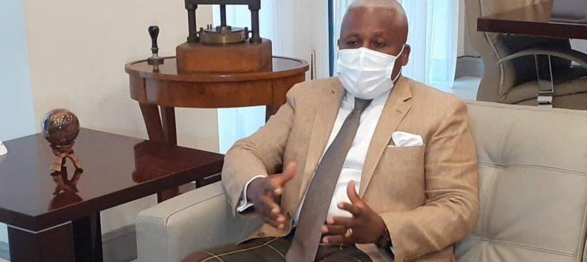Sévérin Quenum, garde des Sceaux, ministre de la Justice: « La mise en service de nouveaux tribunaux répond à la volonté politique … »