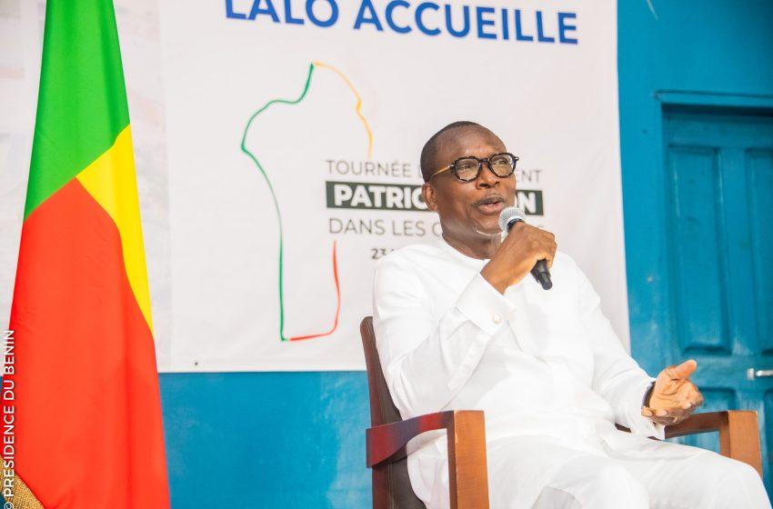 Tournée présidentielle : Lalo, un désenclavement plus accru acté
