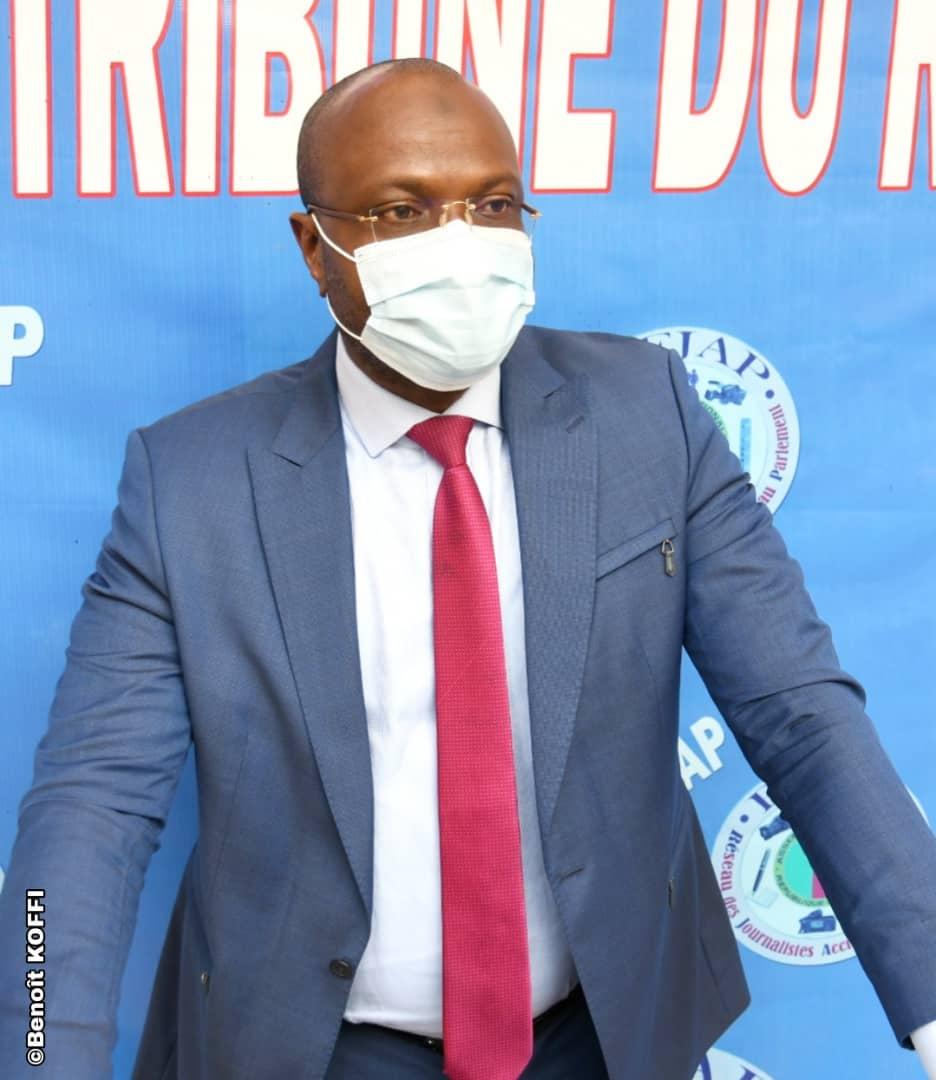 Samou Adambi à propos du Projet de Budget 2021 du Ministère de l'Eau et des Mines: « Nous avons 54 milliards Fcfa, dont 44 consacrés uniquement à l'Eau »
