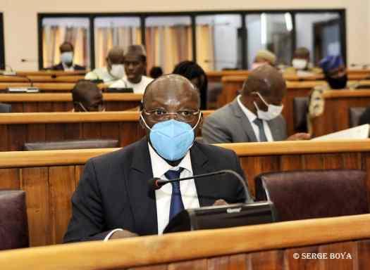 Abdoulaye Bio Tchané, Ministre d'État chargé du Plan et du Développement