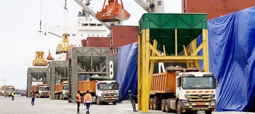 Défis de modernisation: Le Port de Cotonou en phase