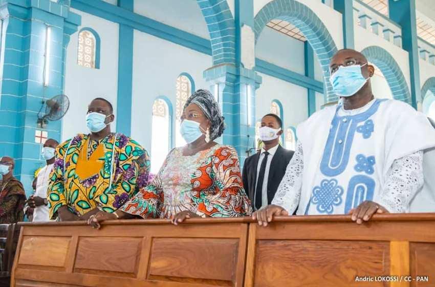 Messe d'action de grâce : Le Mccpp prie pour la paix au Bénin