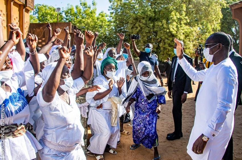 Tournée présidentielle : Sous le signe de la fin de l'enclavement de Karimama
