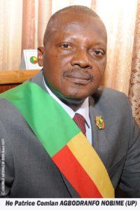 Le député Patrice Agbodranfo Nobimè, après la réponse du Ministre Hèhomey à propos des accidents sur le tronçon Akassato-Allada: «Je voudrais supplier le Gouvernement pour que le terre-plein central soit enlevé»