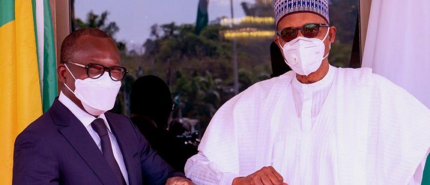 Discussions Talon-Buhari au Nigeria: Les sujets au menu de la rencontre